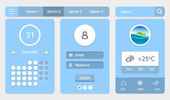 스마트기기 UX/UI 디자인 입문과정